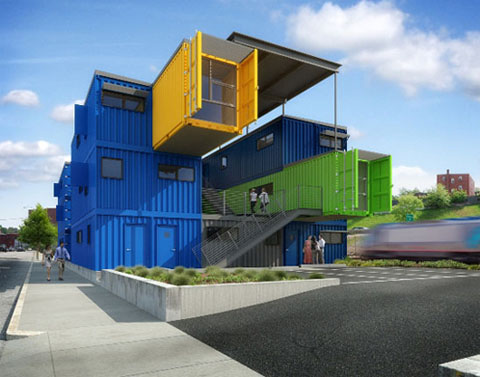 Austral container venta y alquiler de containers y for Containers habitables